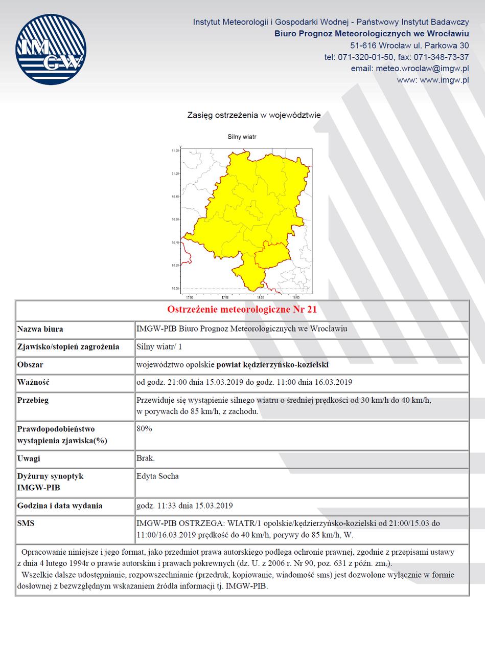 Ostrzeżenie meteorologiczne nr 21 z 15.03.2019.png