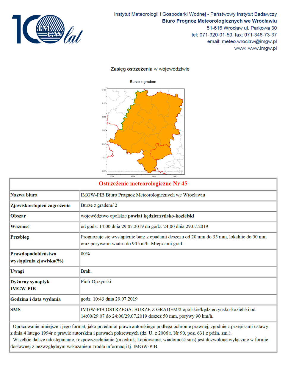 Ostrzeżenie meteorologiczne nr 45 z 29.07.2019.png