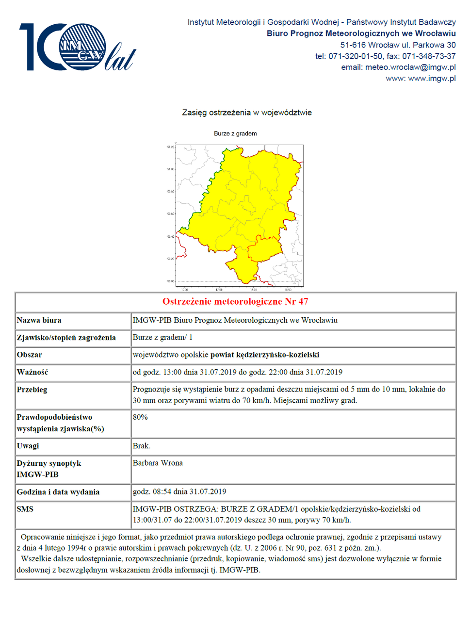 Ostrzeżenie meteorologiczne nr 47 z 31.07.2019.png