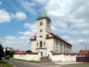 Kościół Parafialny w Zakrzowie  zdj. A.Ślęczek