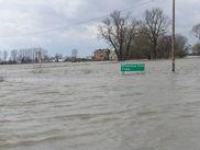 Powódź w Gminie Cisek