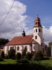 Kościół Filialny pw. Św. Marii Magdaleny