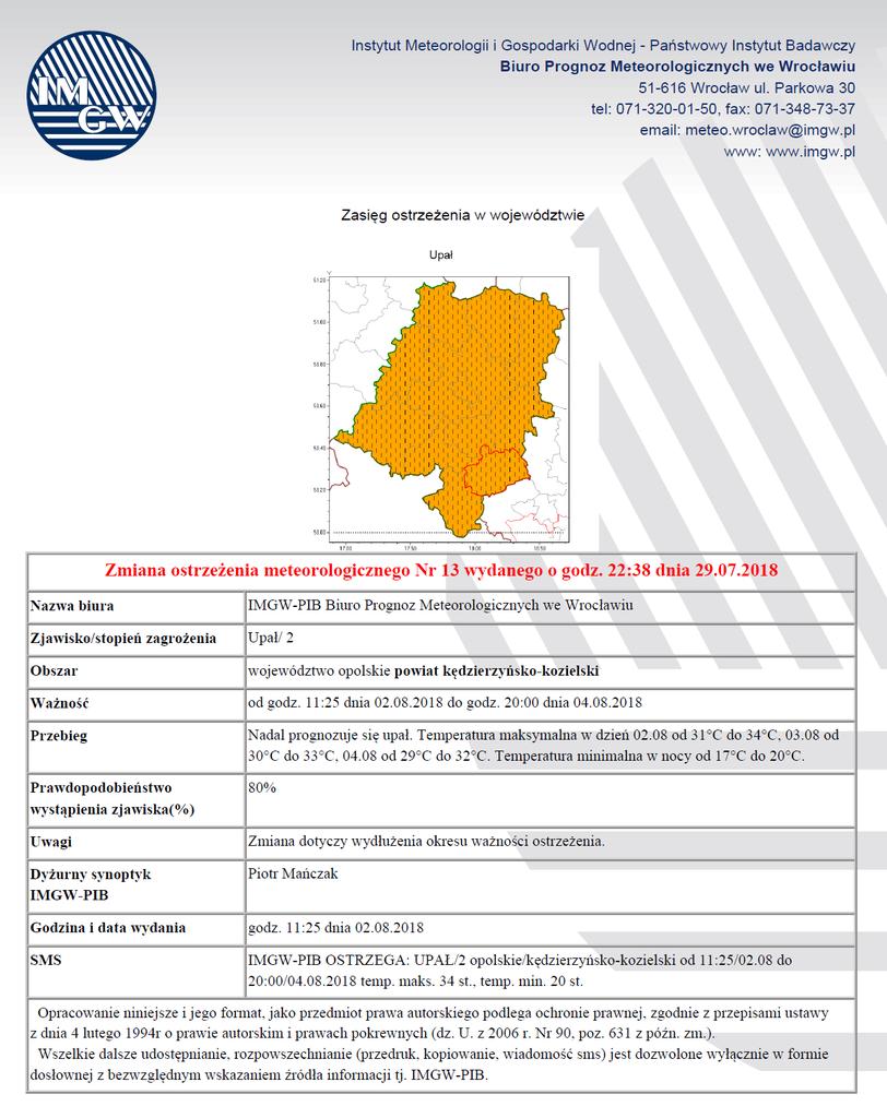 Zmiana Ostrzeżenia meteorologicznego 2018-07-29 nr 13.png