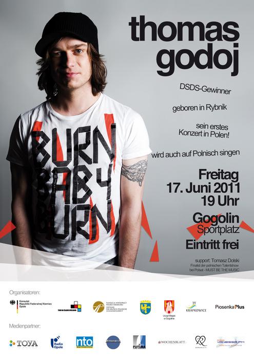Plakat - Zaproszenie na koncert