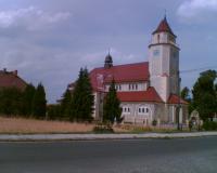 Kościół Parafialny w Cisku