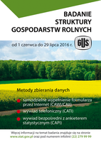 Galeria Badanie rolne GUS 2016