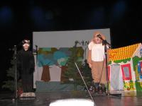 Mali aktorzy na scenie