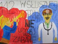 Praca Justyny Baumert z PG Cisek