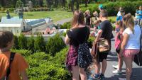 Galeria Breitungen w Cisku czerwiec-lipiec 2017
