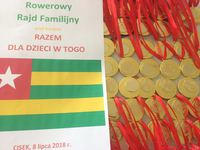 Galeria Rowerowy Rajd Familijny Cisek 2018