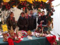 PSP Łany na Jarmarku Bożonarodzeniowym w Opolu