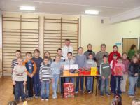 Zespół PSP Łany z nagrodami
