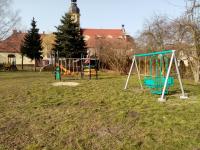 Galeria Plac zabaw Przedszkola w Łanach