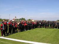 Zawody sportowo-pożarnicze w Cisku
