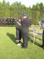 Wręczanie nagród i dyplomów