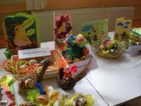 Kroszonki, jajka malowane