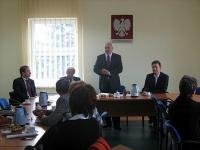 Spotkanie w Cisku
