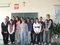 Uczestnicy Konkursu Recytatorskiego