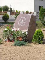 Pamiątkowy obelisk