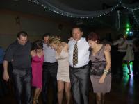 Bal sylwestrowo-noworoczny w Cisku