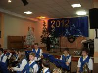 Koncert noworoczny 2012 w Cisku