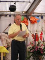 Adolf Kosak - inicjator uroczystości 777 lecia wsi Dzielnica