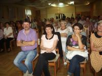 Koncert akordeonowy w Cisku