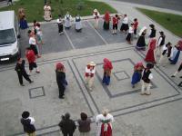 Galeria Międzynarodowa rewia folkloru w Cisku