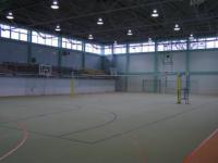 Hala sportowa - boiska
