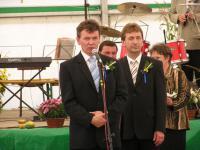 Dożynki Gminne - Roszowicki Las 2006
