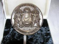 Medal ZA ZASŁUGI DLA GMINY CISEK