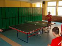 Zajęcia w hali sportowej
