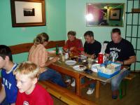 Gril w Garden Cafe